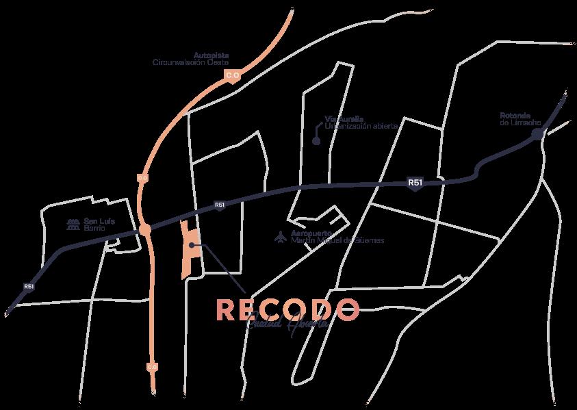 Mapa sin fondo